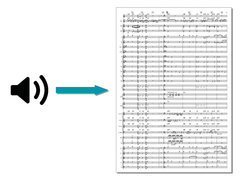 Musica Senza Confini | PMI-Trascrizione